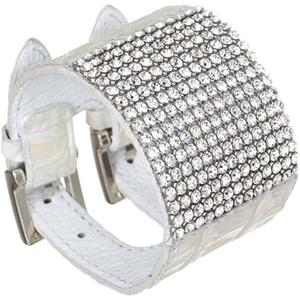 Crocus Schmuck - Bracelets - Lederarmband breit