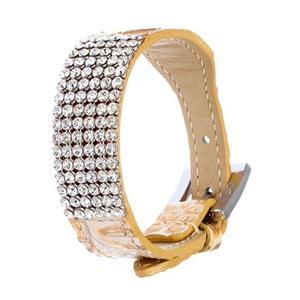 Crocus Schmuck - Armbänder - Lederarmband schmal
