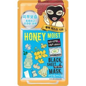 DEWYTREE - Gesichtsmasken - Honey Moist Blackmask