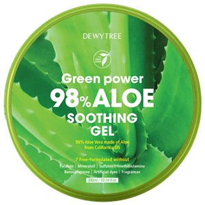 DEWYTREE - Haarpflege - Green Power Aloe Gel
