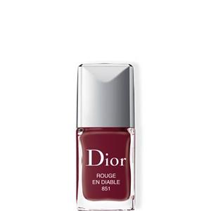 DIOR - Fall Look 2018 Dior En Diable - Rouge Dior Vernis