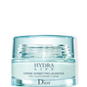 DIOR - Feuchtigkeitspflege - Hydra Life Crème-Sorbet Yeux
