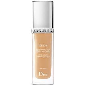 DIOR - Foundation - Diorskin Nude Mineral Fluid Foundation SPF 10