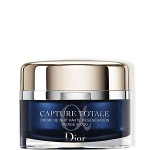 DIOR - Globale Anti-Aging Pflege - Capture Totale Crème Nuit