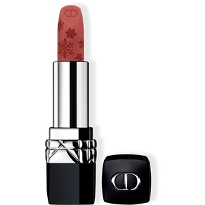 DIOR - Holiday Look 2020 - Golden Nights Collection Rouge Dior Matte