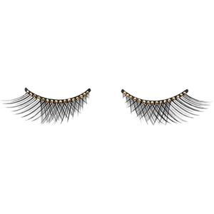 DIOR - Lashes - Gold Crystals Fake Lashes