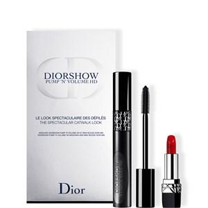 DIOR - Lipstick - Diorshow Pump 'N' Volume HD Set