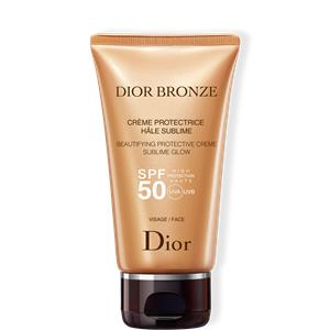 DIOR - Self-tanners - Dior Bronze Beautifying Protective Creme