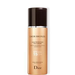 DIOR - Selbstbräuner - Dior Bronze Beautifying Protective Oil SPF 15