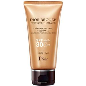 DIOR - Sonnenschutz - Dior Bronze Crème Solaire Visage
