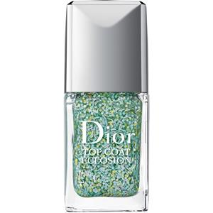 DIOR - Spring Look 2015 Kingdom Of Colors - Limited Sping Rouge Dior Top Coat Eclosion