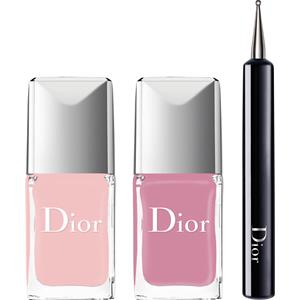 DIOR - Summer Look 2016 Milky Dots - Dior Vernis Polka Dots Kit Manicure
