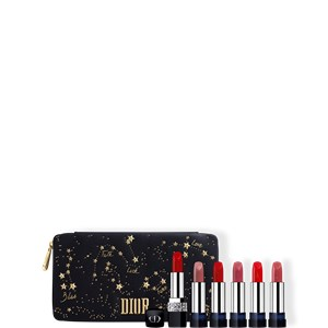 DIOR - X-Mas Look 2018 Midnight Wish - Rouge Dior Couture Collection Coffret