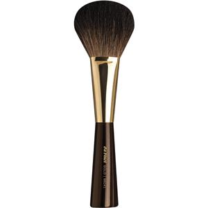 Da Vinci - Powder and blusher brush - Powder Brush, extra-fine dark-brown mountain goat hair