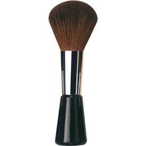 Da Vinci - Brochas para polvos - Brocha para polvos grande de pelo de cabra montesa marrón