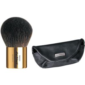 Da Vinci - Powder brush - Powder Brush, extra fine goat hair + Leather Pouch