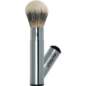 Da Vinci - Shaving brushes - Silver-Tipped Badger Hair Travel Shaving Brush