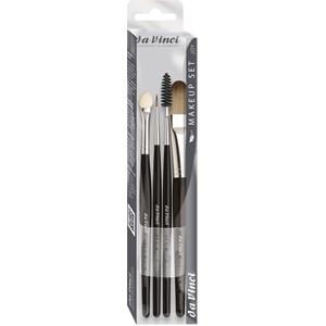 Da Vinci - Set - Lot de pinceaux à maquillage