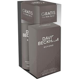 David Beckham - Beyond - Geschenkset