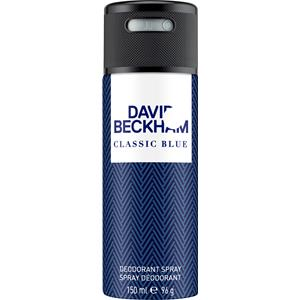 David Beckham Herrendüfte Classic Blue Deodorant Body Spray 150 ml