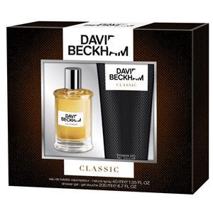 David Beckham - Classic - Gift Set