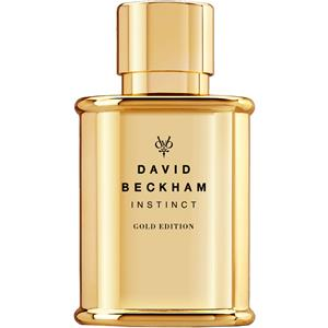 David Beckham - Instinct - Gold Eau de Toilette Spray
