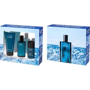 Davidoff Herrendüfte Cool Water Geschenkset Eau de Toilette Spray 75 ml + Shower Gel 75 ml + Deodorant Stick 75 ml 1 Stk.