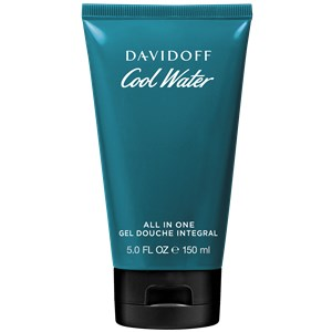 Davidoff Herrendüfte Cool Water Shower Gel 150 ml