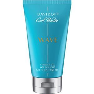 Davidoff Herrendüfte Cool Water Wave Shower Gel 150 ml