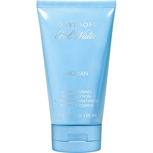 Image of Davidoff Damendüfte Cool Water Woman Body Lotion Tube 150 ml