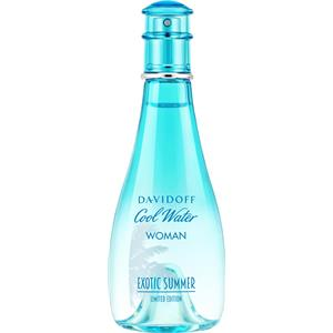 Davidoff - Cool Water Woman - Exotic Summer Eau de Toilette Spray