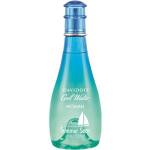 Davidoff - Cool Water Woman - Limited Edition Eau de Toilette Spray - Summer