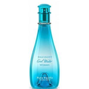 Davidoff - Cool Water Woman - Pure Pacific Eau de Toilette Spray
