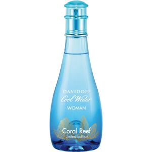 Davidoff - Cool Water Woman - Summer Coral Reef Limited Edition Eau de Toilette Spray