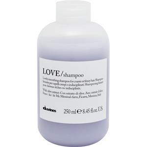 Davines Pflege LOVE Smoothing Shampoo 75 ml