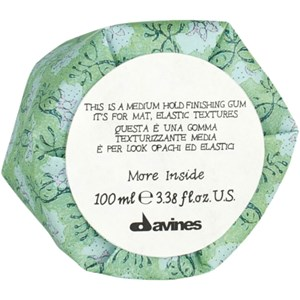 Davines - More Inside - Medium Hold Finishing Gum