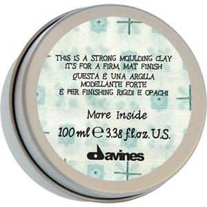 Davines - More Inside - Strong Moulding Clay