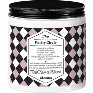 Davines - The Circle Chronics - The Purity Circle Mask