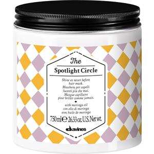 Davines - The Circle Chronics - The Spotlight Circle Mask