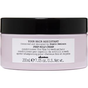 Davines - Your Hair Assistant - Prep Mild Cream Conditioner
