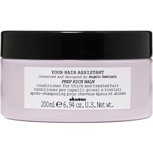 Davines - Your Hair Assistant - Prep Rich Balm Conditioner
