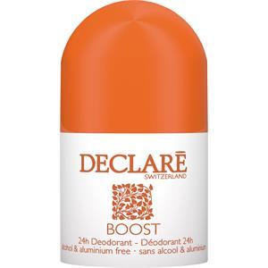 Declaré - Body Care Boost - 24h Deodorant Roll-On alkohol- und aluminiumfrei