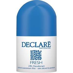 Declaré - Body Care Fresh - 24h Deodorant Roll-On alkohol- und aluminiumfrei