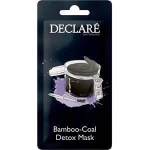 Declaré - Masken - Bamboo-Coal Detox Mask