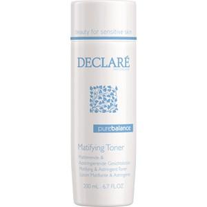 Declaré - Pure Balance - Matující a adstringentní obličejové mléko