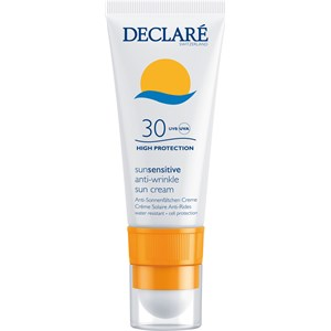 Declaré - Sun Sensitive - Sun Sensitive Anti-Wrinkle Sun Protection Cream SPF 30