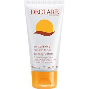 Declaré - Sun Sensitive - Sunless Facial Tanning Cream