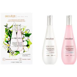 Image of Decléor Gesichtspflege Aroma Cleanse Duo Démaquillant Visage Aroma Cleanse Lait Démaquillant Essentiel 400 ml + Aroma Cleanse Lotion Tonifiante Essentielle 400 ml 1 Stk.