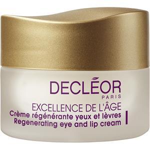 Decléor - Excellence De L'Âge - Crème Régénérante Yeux et Lèvres