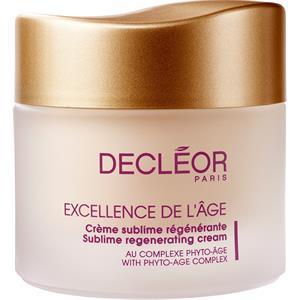 Decléor - Excellence De L'Âge - Crème Sublime Régénérante